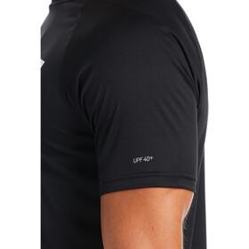 Nike Swim JDI Fade Camiseta Hydroguard Manga Corta Hombre, negro